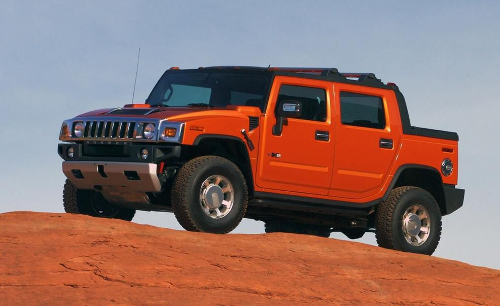Could GM Bring Hummer Back as an Electric SUV Brand?