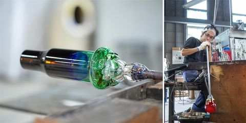 Fluid, Liquid, Glass, Bottle, Drinkware, Glass bottle, Stool, Guitar, Aqua, Transparent material,
