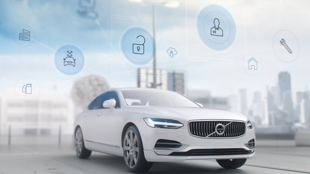 volvo is the latest auto manufacturer to set up offices in israel to take advantage of the country's growing tech sector