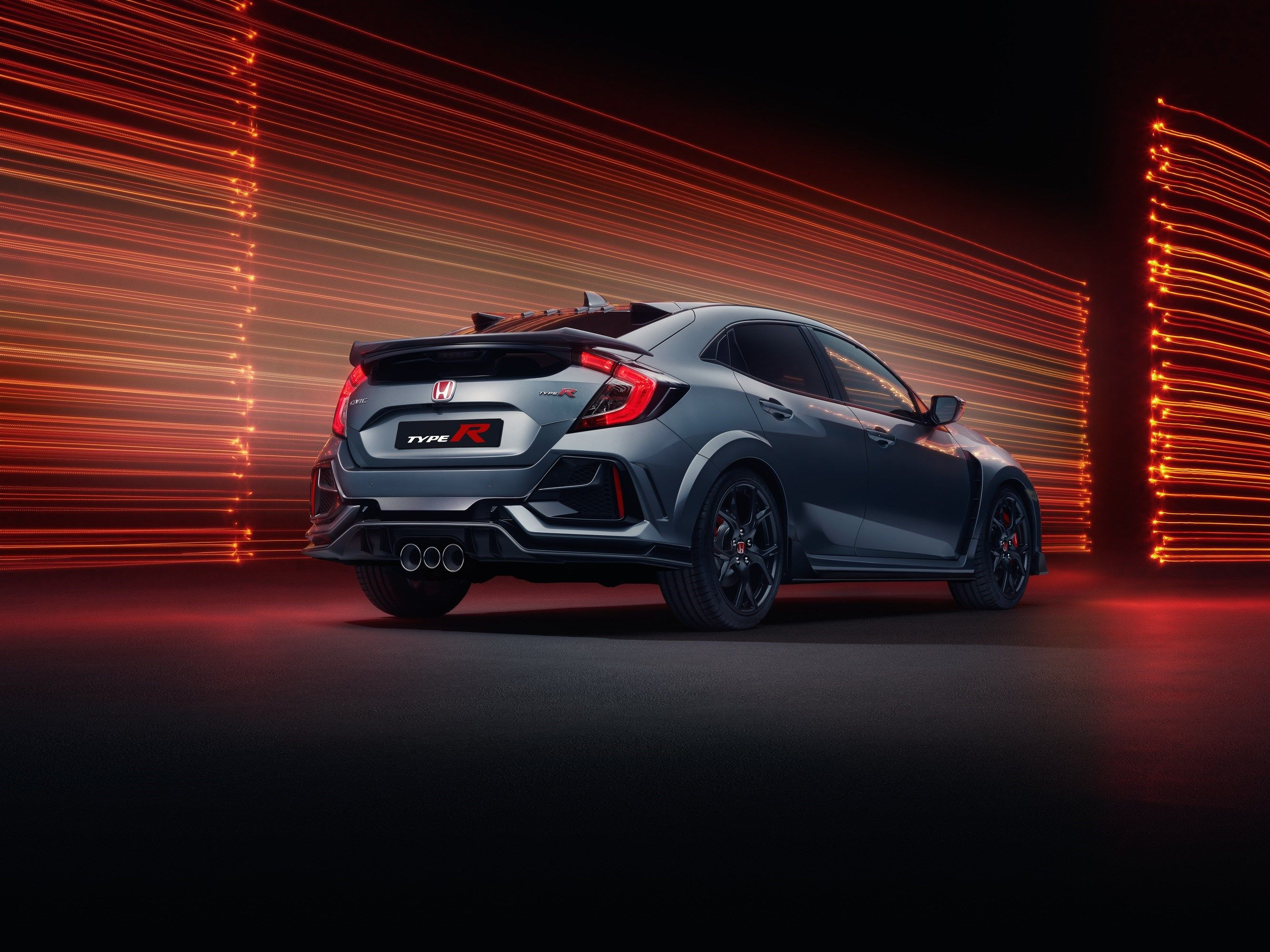 2020 Honda Civic Type R Gets A More Subtle Wingless Variant