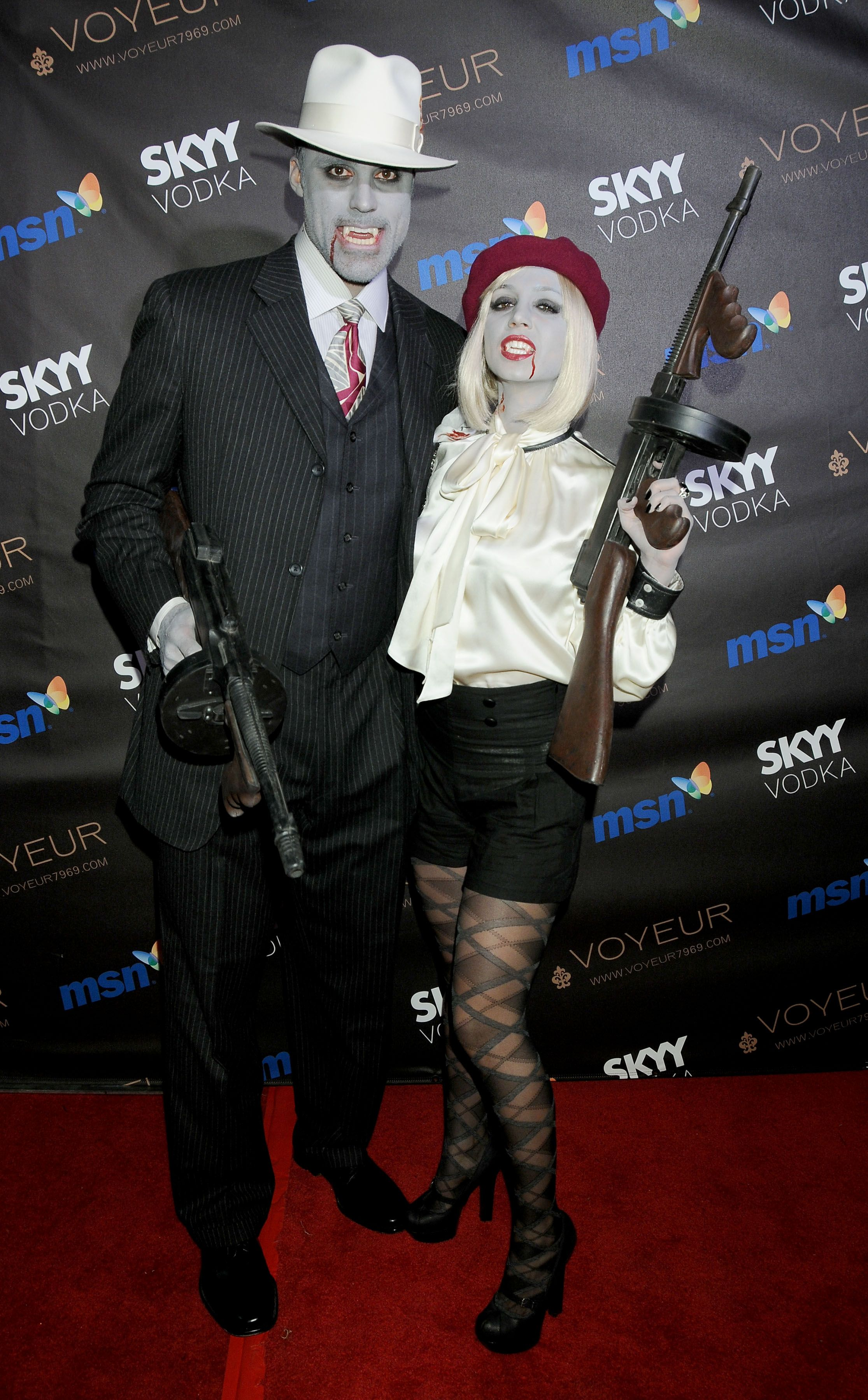 sc 1 st  Cosmopolitan & 53 Cute Celebrity Couples Halloween Costumes - Celeb Couples in Costume