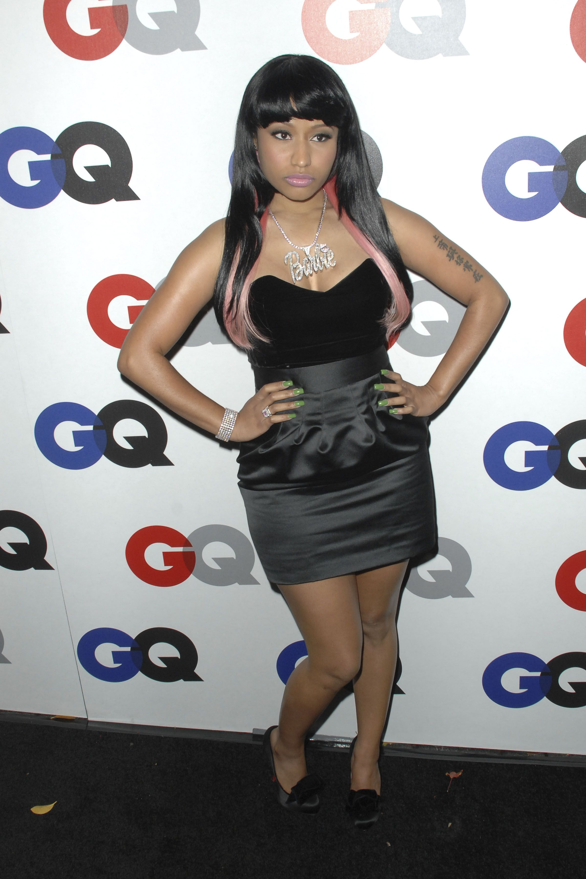 Nicki Minaj Fashion Evolution