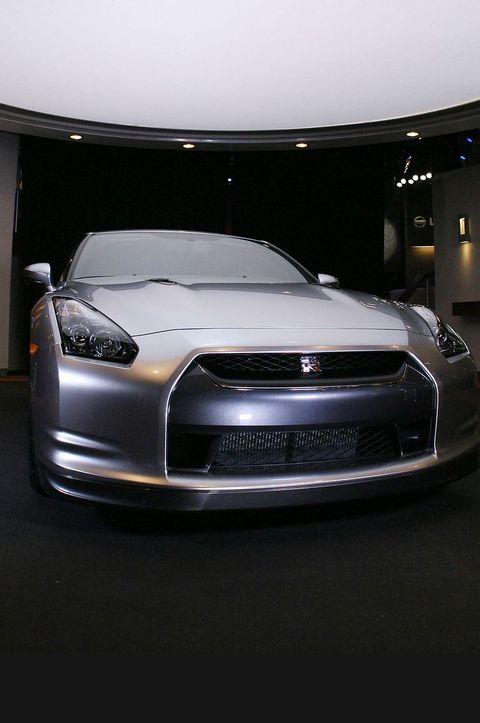 2009: Nissan GT-R