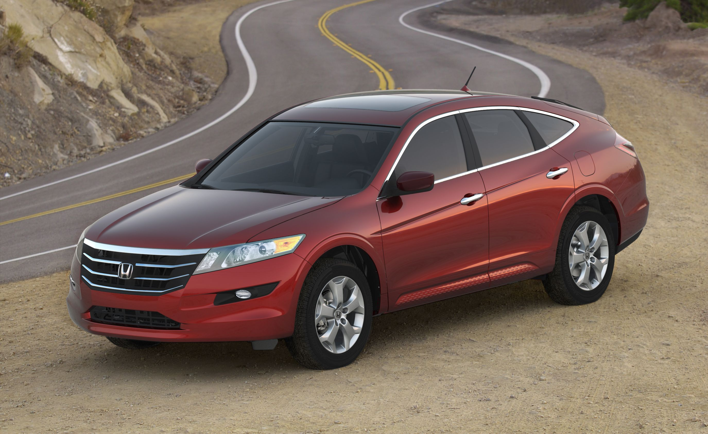 """Honda Crosstour (2010–2015) Honda's design team must have shaped the 2010 Crosstour on a bet. As in, """"I bet we can make this new wagon/crossover look like a Platypus and the executives will still sign off on it."""""""