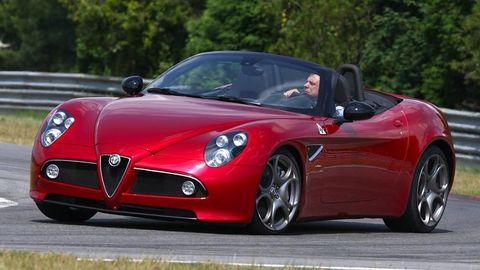 Alfa Romeo Models >> New Alfa Romeo Vehicles Models And Prices Car And Driver