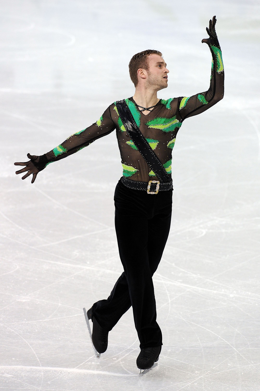 Naked male figure skating — 10