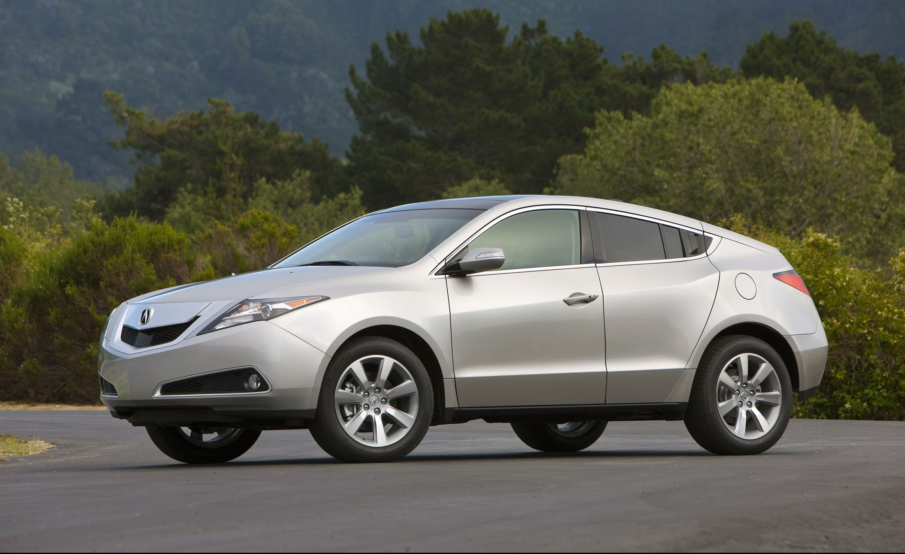 """Acura ZDX (2010–2013) Our original road test of the 2010 Acura ZDX begins: """"We're tempted to believe that ZDX stands for 'zero demand expected.'"""" Our clairvoyance proved accurate, and the fastbacked, bubblebutted, and birdnosed ZDX found few takers and lasted just three years in the U.S. Acura put this chopped-top version of its popular MDX out of misery in 2013, ironically right as today's """" crossover coupe """" trend, such as it is, was beginning to build steam behind BMW's X6 and the format spread elsewhere in that brand's lineup, as well as Mercedes-Benz's."""