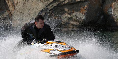 Prokhorov jet skiing.jpg
