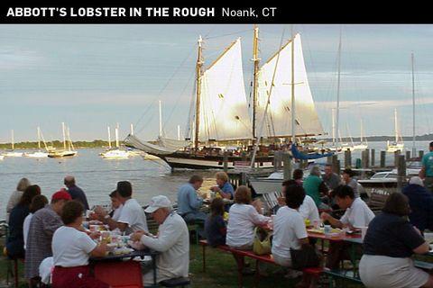 Mid Atlantic Restaurants Abbotts Lobster In The Rough
