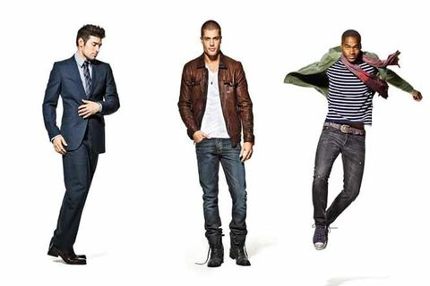 Style Rules for Men: 2011