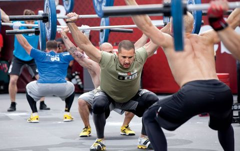 Inside the Cult of CrossFit