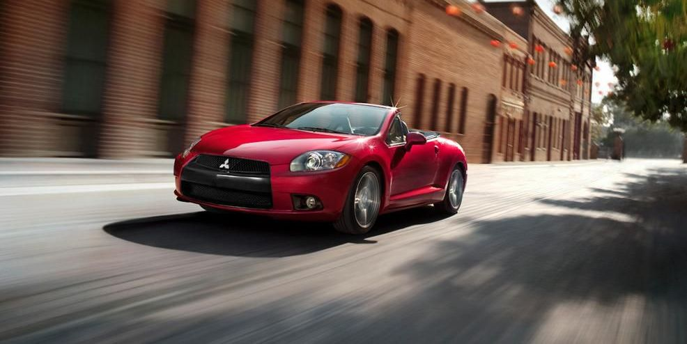 Mitsubishi Eclipse Review Pricing And Specs
