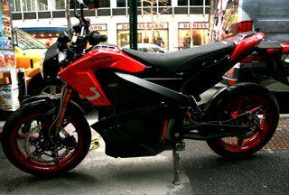Electric Motorcycles: Men's Health com