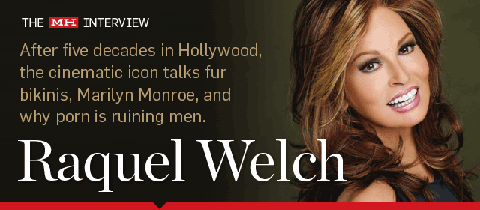 Raquel Welch Porn Trailers
