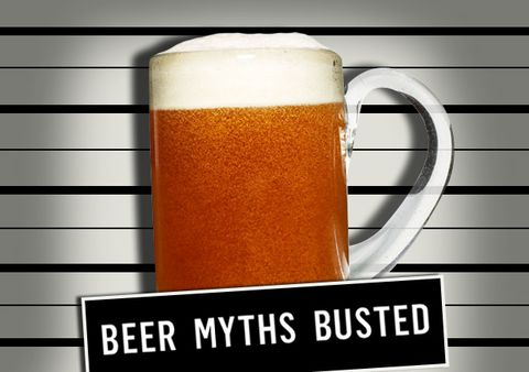 9 Beer Myths Busted