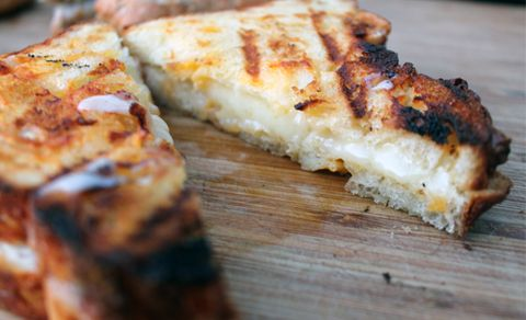 Will It Grill? | Grilled Cheese