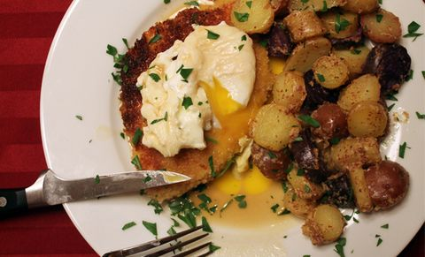 Cook Up (And Trick Out) Turkey Schnitzel