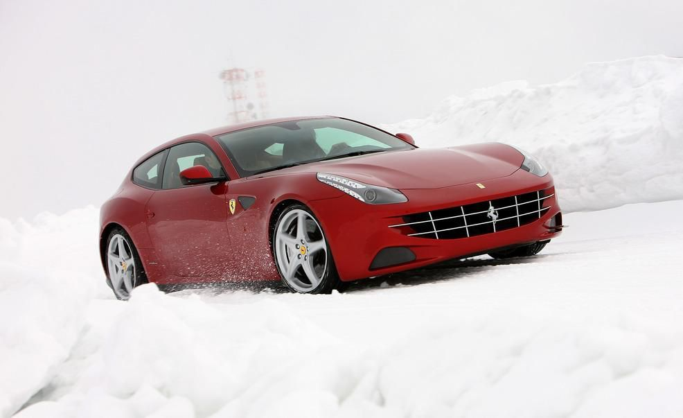 Ferrari FF Review, Pricing and Specs
