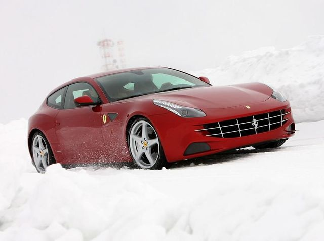 Used Ferrari Ff For Sale With Photos Carfax
