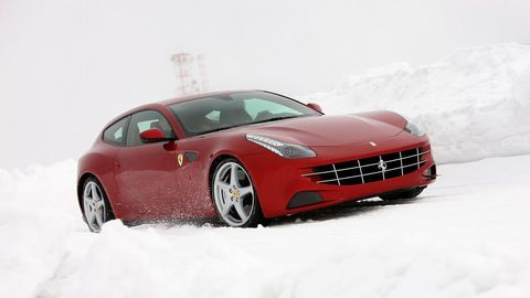 All Ferrari Models >> New Ferrari Cars Models And Prices Car And Driver