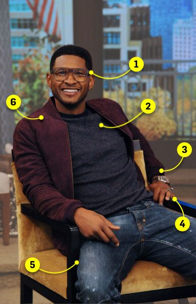 Look and Learn: Usher