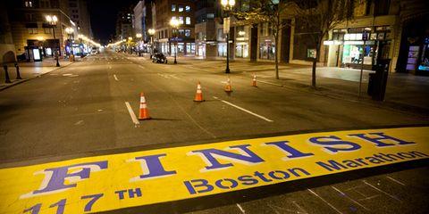 Boston Finish Line 600