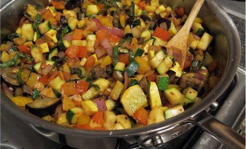 Cook Vegetable-Loaded Ratatouille