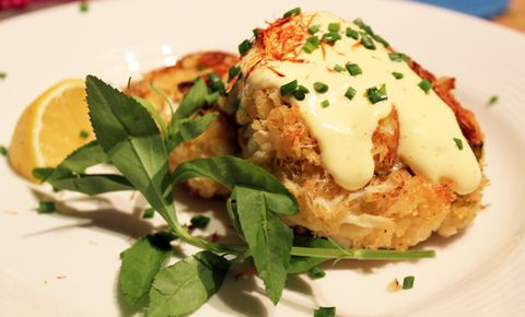 Cook The Ultimate Crab Cakes