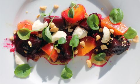 Impress Guests With Marinated Beet Salad