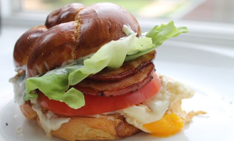 Build The Ultimate Breakfast Sandwich