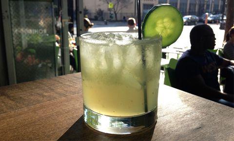 Happy Hour | Cucumber Cooler