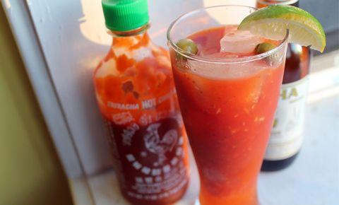 Mix Up A Sriracha Bloody Mary