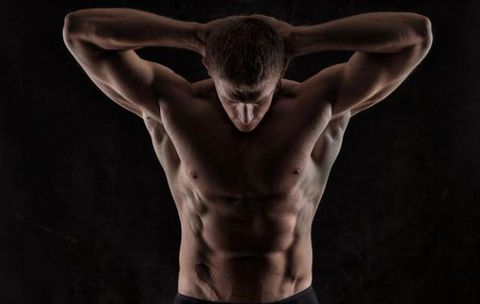 The Fast Way to Hard Muscle