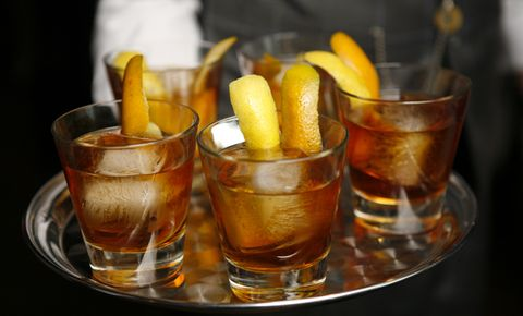 Happy Hour | Island Old Fashioned