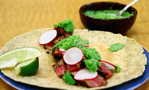 Whip Up Salsa Verde In Seconds