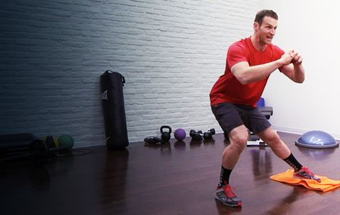 The BEST New Lunge Variation