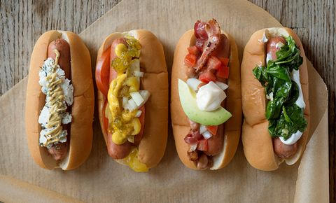 Upgrade Your Grilled Hot Dogs!