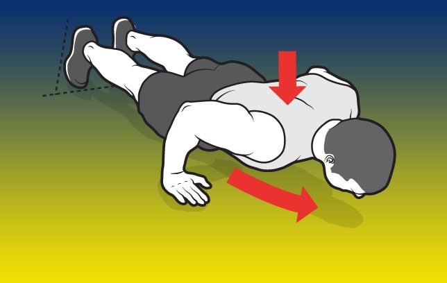 Upgrade Your Pushup