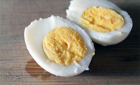 Simmer The Best Hard-Boiled Eggs