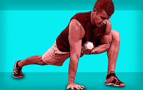 The Biceps Exercise that Will Crush Your Lower Body