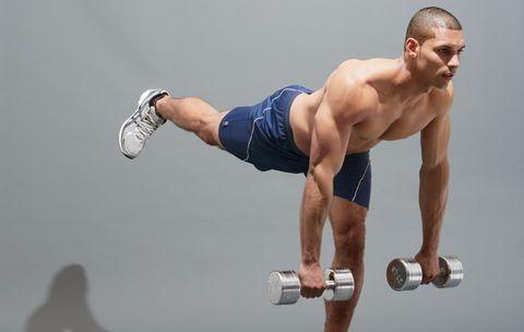 Fat Loss Workout: Men's Health