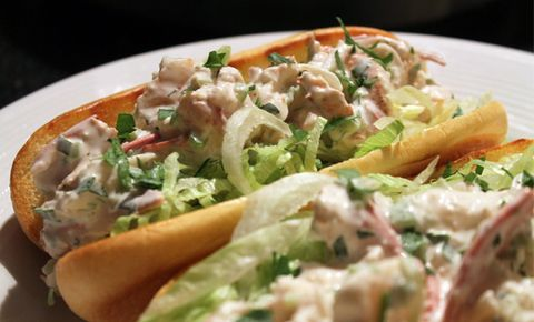 Mix The Ultimate Lobster Salad