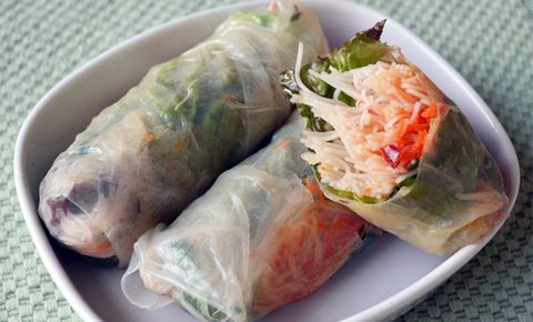Make Your Own Fresh Spring Rolls