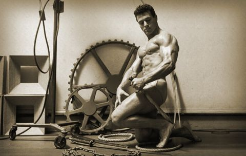 Jack LaLanne's Lasting Fitness Contributions