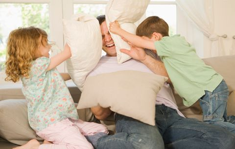 A Stay-at-Home Dad Survival Guide