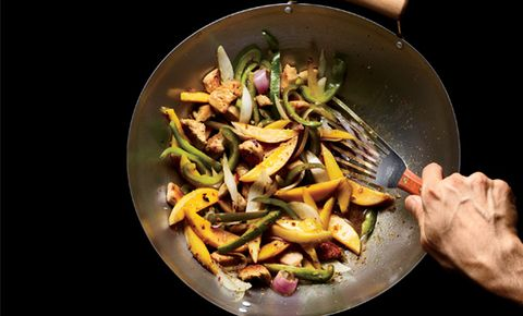 Master The Art Of Stir-Fry