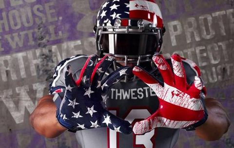 Why Do We Care About Northwestern's Uniforms?