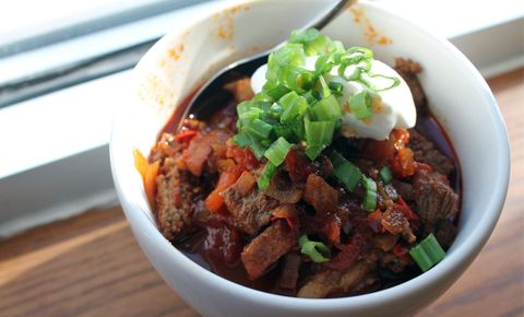 Cook The Ultimate Red Chili