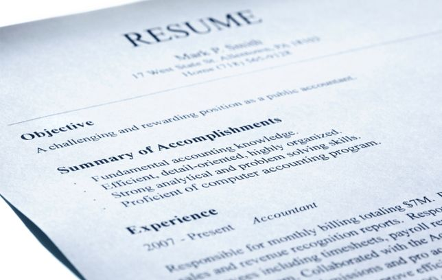 5 Resumé Secrets That Give You an Edge