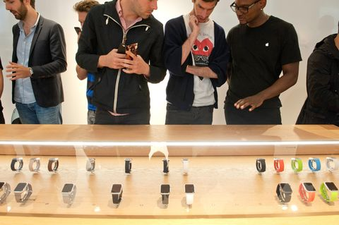 apple watch colette event